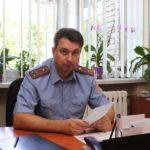 Начальник УГАИ УВД Миноблисполкома Николай КОРОТКЕВИЧ