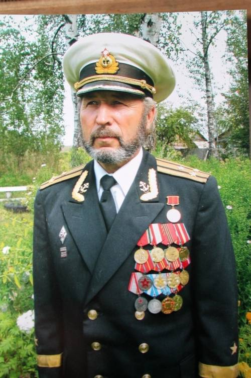 Николай Куцаков